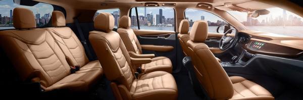中大型SUV绕不开的选择,凯迪拉克XT6