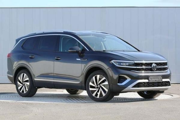 全新中大型SUV 一汽-大众Talagon将于上海车展发布