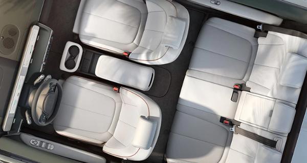 现代IONIQ首款车年内国产 最大续航达600km 定位纯电动中型SUV
