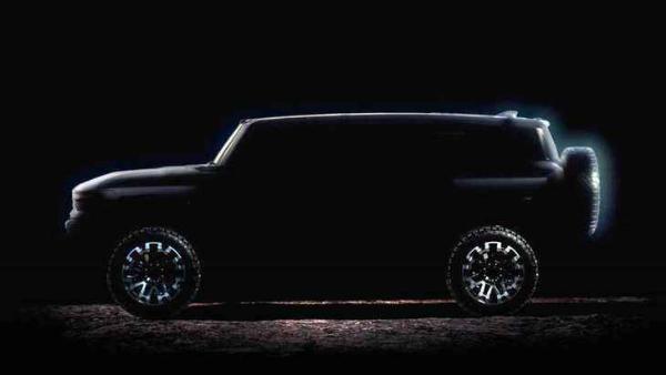 悍马纯电SUV将于4月3日全球首发 最大续航约563km