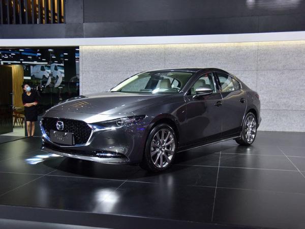 马自达公布2021年2月在华销量 累计超1万辆