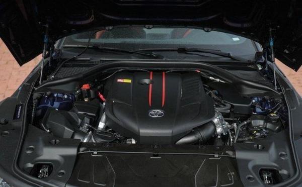丰田GR SUPRA将4月2日上市 限量300台销售 预计售价达66.8万