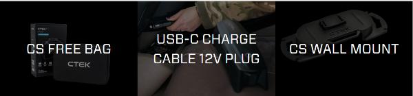 CTEK推出新型便携式电池充电器和维护器 搭载自适应增强技术