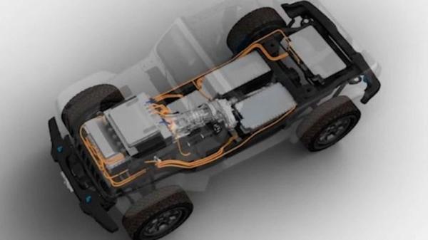 Jeep牧马人纯电版或于本月底首发 定名MAGNETO