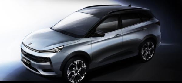 思豪QX将在上海车展亮相 搭载1.5T发动机