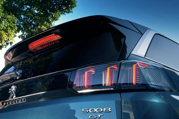新款标致5008开启预售 预售价格区间18.77-26.37万元