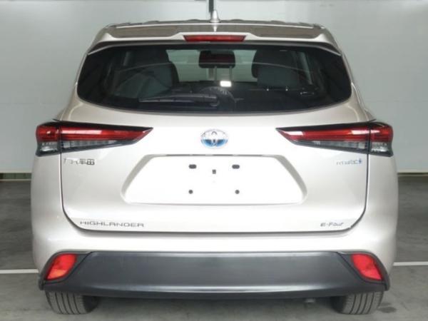 全新丰田汉兰达将于上海车展期间首发亮相 搭混合动力系统