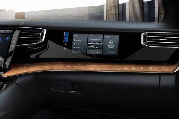 Jeep Wagoneer家族官图发布 重塑美式豪华 5.995万美金起售
