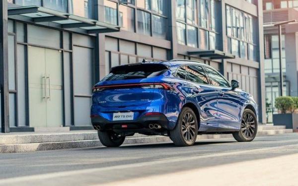 全新风行T5 EVO正式上市 售价10.39-13.69万元 定位紧凑级SUV