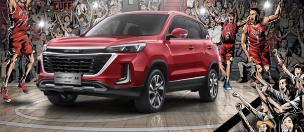 BEIJING品牌未来3年将推6款新车 EU5今年中期改款