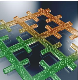 慕尼黑大学开发的新COF材料使智能玻璃的变色速度创下纪录