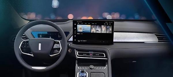WEY全新车型玛奇朵内饰官图发布 可实现四屏联动