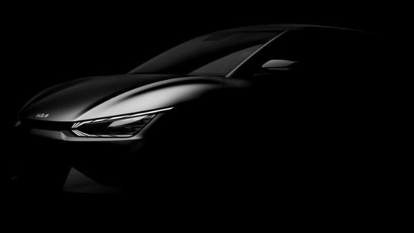 起亚首款纯电车型预告图发布 3月底全球首发