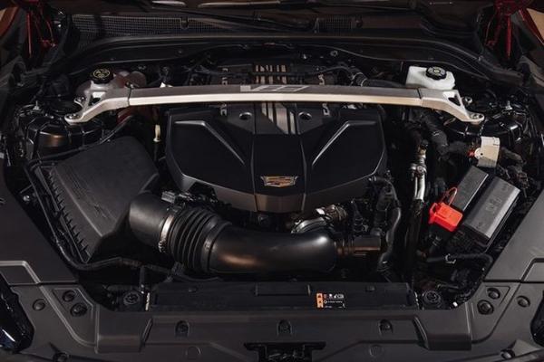 凯迪拉克CT5-V发动机将手工制造加速3.7s