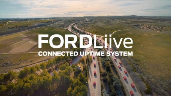福特推出福特联网系统 以延长商用车的正常运行时间