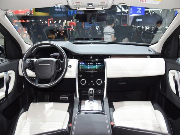 路虎发现运动版P300e正式上市 售价42.28万元