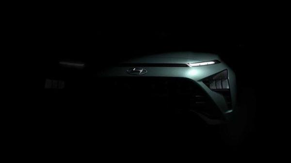 定位小型SUV 现代全新BAYON实车曝光 将3月2日全球首发