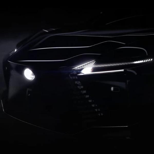雷克萨斯纯电概念车将3月30日全球首发 预计2022年量产上市