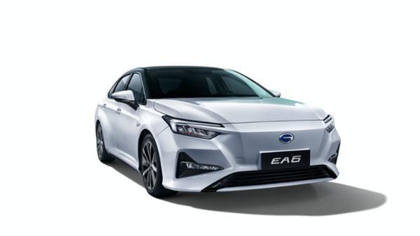 广汽新能源车被当本田卖 全新EA6将3月内上市 续航510km