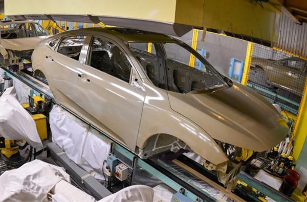 供应链问题本田的一些北美工厂延长停产