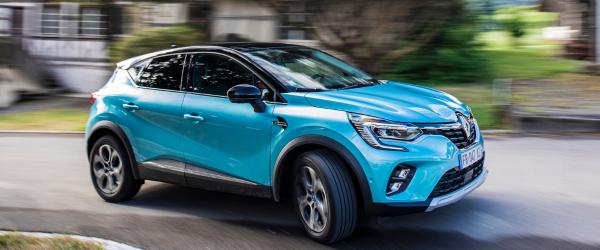 雷诺将在西班牙生产5款全新混动SUV