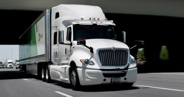 自动驾驶卡车企业图森未来在美提交IPO申请
