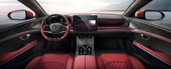 全球首款搭载dTCS的新能源汽车 比亚迪汉EV dTCS将3月30日首发