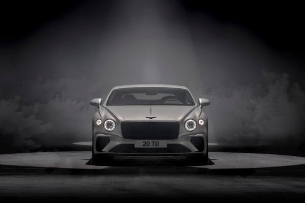宾利大陆GT速度官方地图发布6.0T W12发动机加速3.6秒