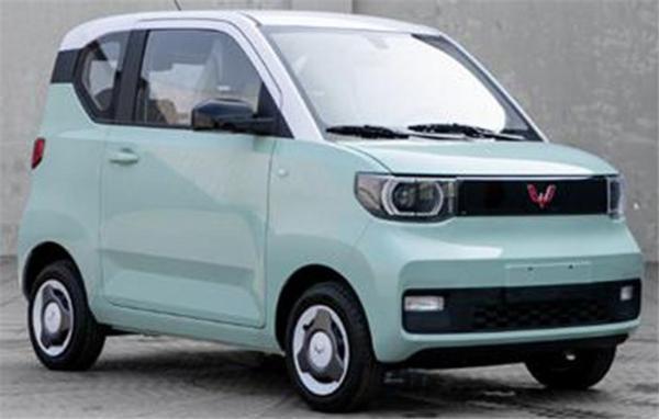 新款五菱宏光MINI EV将于3月28日上市,续航或将有惊喜!
