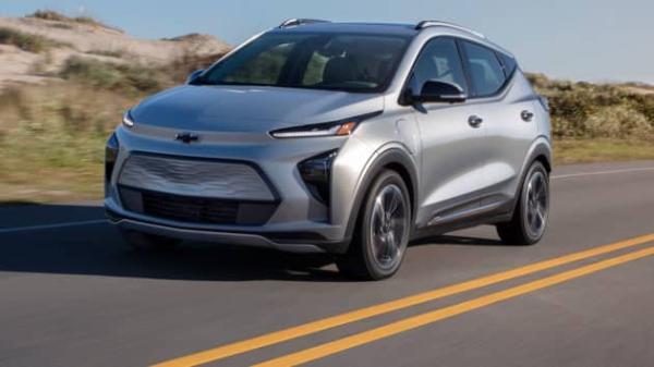 通用将发布低价版雪佛兰Bolt 电动汽车计划逐渐成型