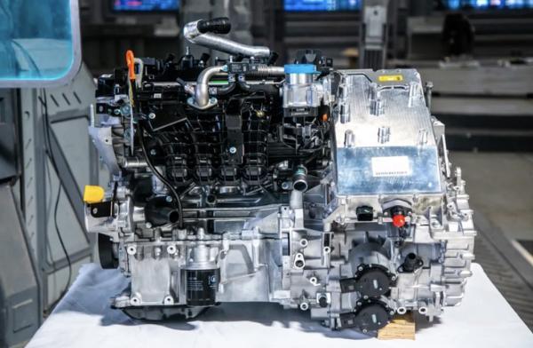 长城柠檬混动DHT技术WEY全新紧凑级SUV率先使用 或定名WEY玛奇朵
