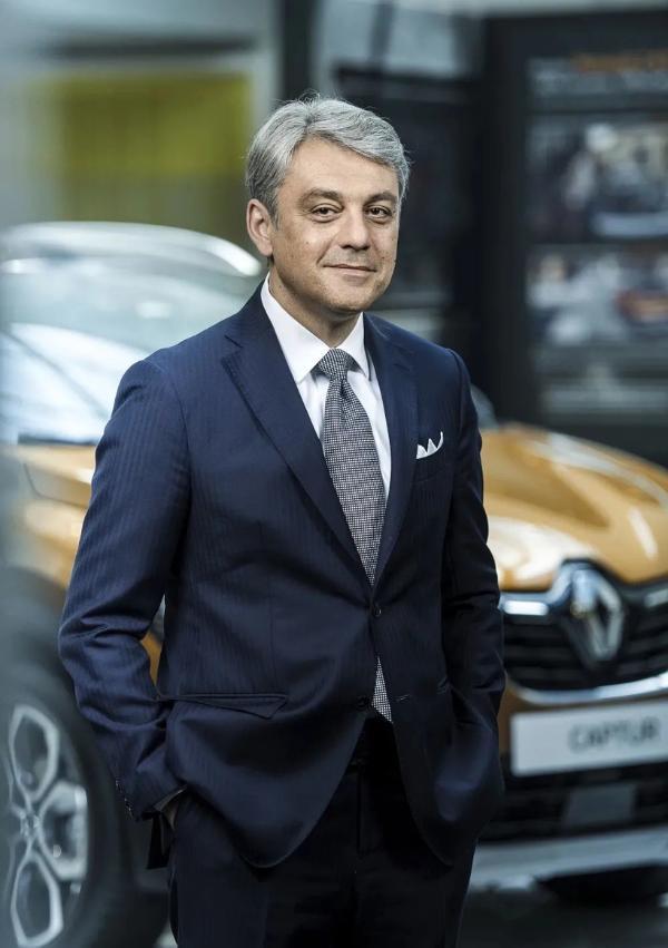 雷诺集团与普拉格能源将在氢燃料轻型商用车领域展开合作