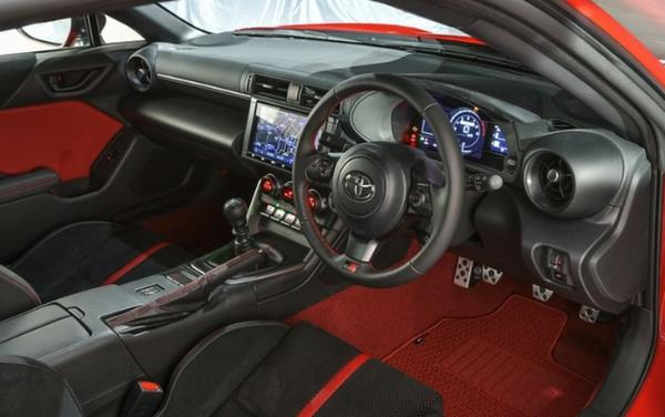 全新丰田GR 86正式发布 换装2.4L水平对置发动机/今年秋季上市