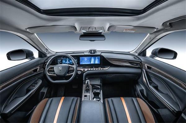 奔腾T55全系正式上市,售9.89万元起