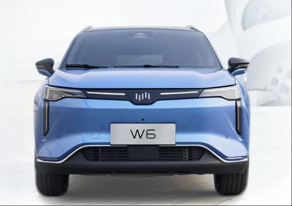 威马W6将于今晚正式上市 定位中型SUV/最大续航620km