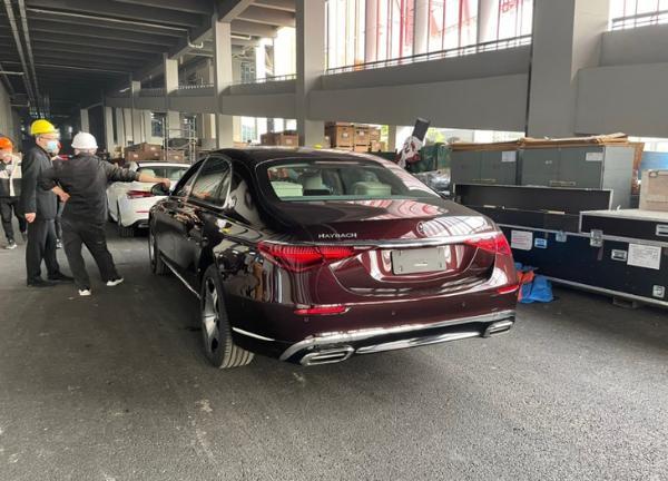 2021上海车展:全新迈巴赫S级即将上市