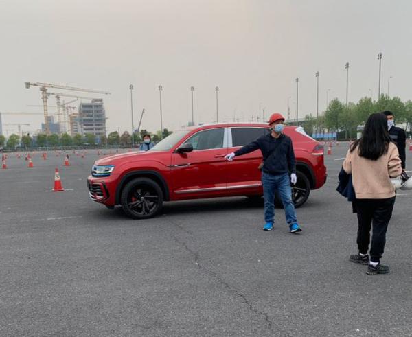 2021上海车展:新款途昂X抢先看