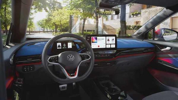 大众ID.4 GTX正式发布 ID系列首款性能版车型/零百加速6.2秒
