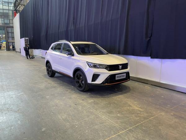 2021上海车展:荣威RX3 PRO实车抢先看