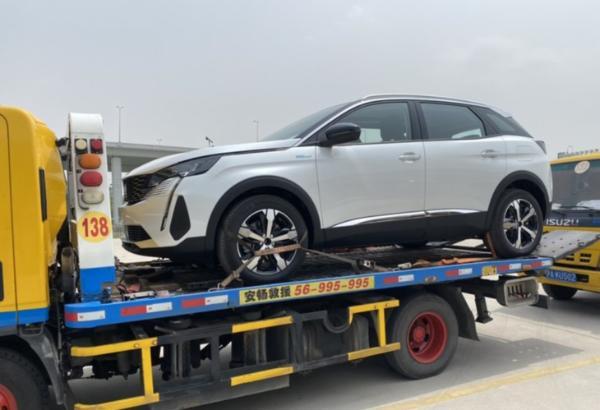 2021上海车展:新标致4008首见