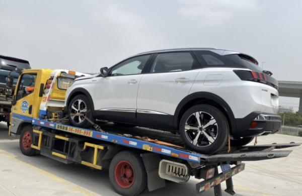 2021上海车展:新款标致4008抢先看