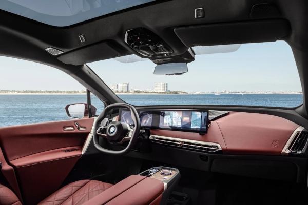 宝马正式公布上海车展阵容 全新iDrive系统将全球首发