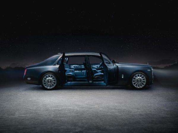 专为中国土豪打造,劳斯莱斯将在上海车展首发两款高级定制车型