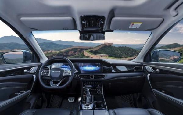 2021款捷途X90上市 售价区间8.99-13.59万元