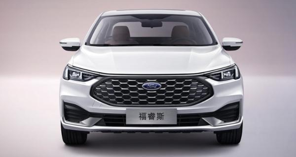福特全新福睿斯官图发布 将于4月12日开启预售