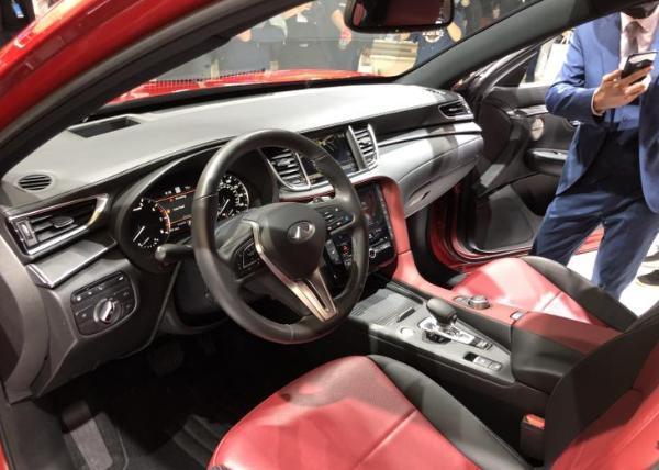 2021上海车展:全新英菲尼迪QX55正式发布