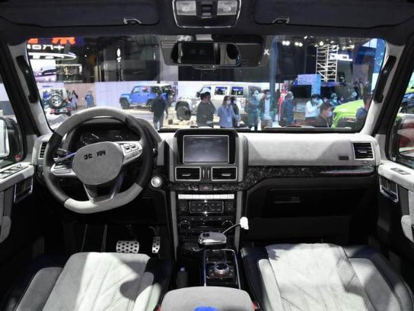 2021上海车展:北京越野BJ80探月版正式发布