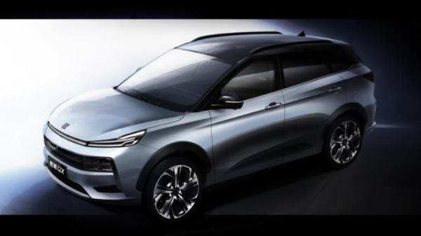 2021上海车展:思皓QX预售10.19-14.89万元