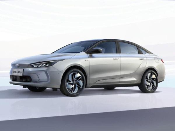 2021上海车展:几何A Pro正式上市 售价区间11.87-18.87万元