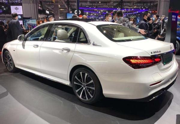 2021上海车展:北京奔驰E 350 e L正式上市